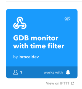 Use Ifttt To Enable Notification Based On Date Time For